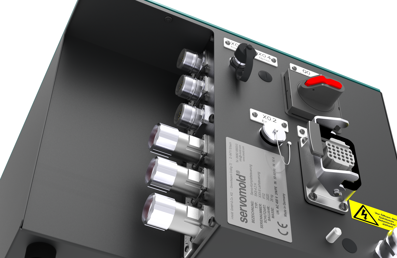 Servomold Control unit SKS-interfaces
